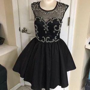 Black ChiChi dress.  Size 2